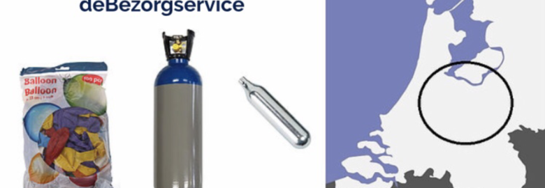 Lachgaskoerier | deBezorgservice